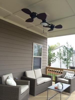 Harbor-Breeze-Twin-Breeze-Ii-74-in-Oil-rubbed-Bronze-Outdoor-Downrod-Ceiling-Fan-0-1