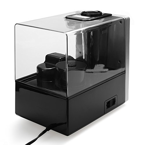 Homdox-Ultrasonic-Humidifier6L16-Gallon-CapacityWarmCool-MistRemote-Control-with-Automatic-Shut-Off-Timer-Air-Vaporizer-0-0
