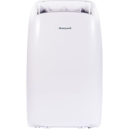 Honeywell-HL14CESWW-HL-Series-14000-BTU-Portable-Air-Conditioner-with-Dehumidifier-Fan-in-WhiteWhite-0
