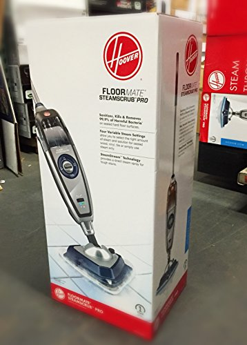 Hoover Wh20400 Steam Scrub Pro Steam Mop Appliance Center