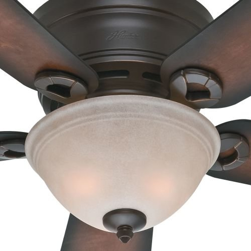 Hunter-Fan-Company-Conroy-42-Inch-Snow-White-Ceiling-Fan-with-Five-Snow-White-Blades-and-a-Light-Kit-0-1