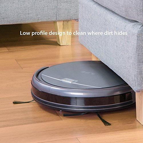 ILIFE-A4-Robot-Vacuum-Cleaner-Titanium-Gray-0-2