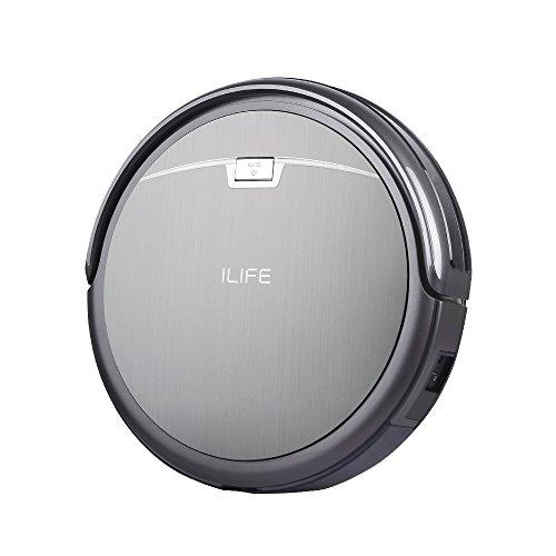 ILIFE-A4-Robot-Vacuum-Cleaner-Titanium-Gray-0