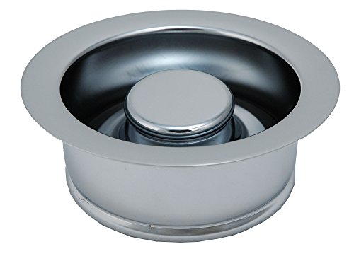 ISE-Garbage-Disposal-Flange-Drain-Solid-Brass-with-Stopper-0