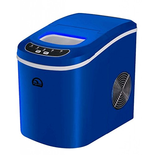 Igloo-Compact-Portable-Ice-Maker-Blue-ICE108-Blue-Capable-of-Producing-26-Lbs-Of-Ice-Per-Day-0-1