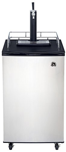 Igloo Frb200c 6 Cubic Feet Beer Kegerator With Co2 Tank
