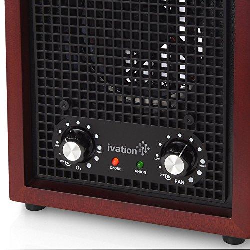 Ivation-IVAOZP001-Air-Purifier-Ozone-Generator-Ionizer-Deodorizer-Complete-Set-w-Bonus-Premium-Microfiber-Cleaner-Bundle-0-1