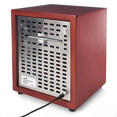 Ivation-IVAOZP001-Air-Purifier-Ozone-Generator-Ionizer-Deodorizer-Complete-Set-w-Bonus-Premium-Microfiber-Cleaner-Bundle-0-2