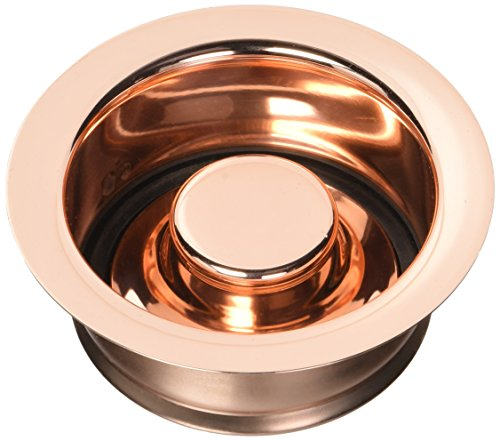 Jaclo-2815-PCU-Garbage-Disposal-Flange-with-Stopper-Polished-Copper-0