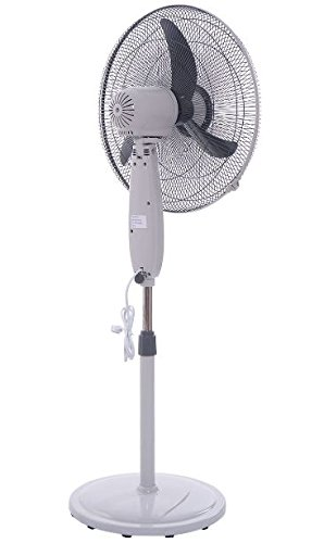 KA-Company-Fan-Floor-Oscillating-Stand-Pedestal-Adjustable-Standing-Portable-New-Remote-Control-Air-Lasko-20-Inches-0-0