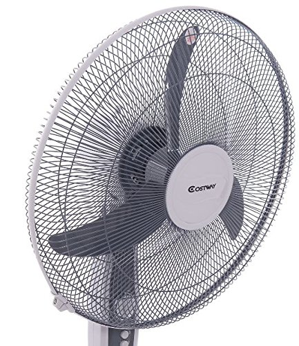 KA-Company-Fan-Floor-Oscillating-Stand-Pedestal-Adjustable-Standing-Portable-New-Remote-Control-Air-Lasko-20-Inches-0-1