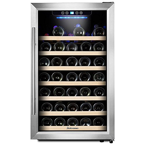Kalamera-50-Bottle-Compressor-Wine-Refrigerator-Single-Zone-with-Touch-Control-0-0