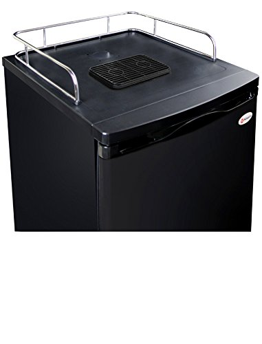 Kegco-K199B-Kegerator-Cabinet-Only-Black-Cabinet-and-Door-0-2