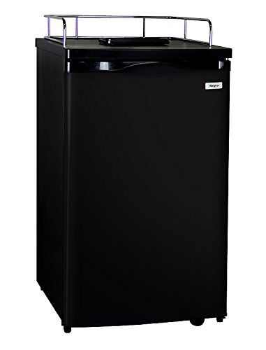 Kegco-K199B-Kegerator-Cabinet-Only-Black-Cabinet-and-Door-0