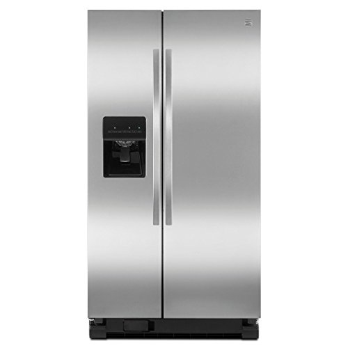 Kenmore-254-cuft-Side-by-Side-Refrigerator-in-Stainless-Steel-0