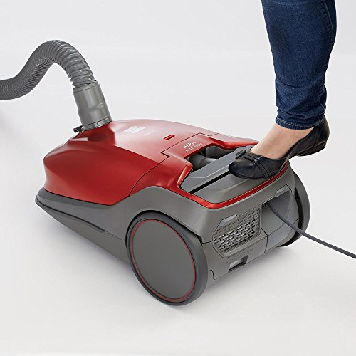 kenmore 400 series bagged canister vacuum