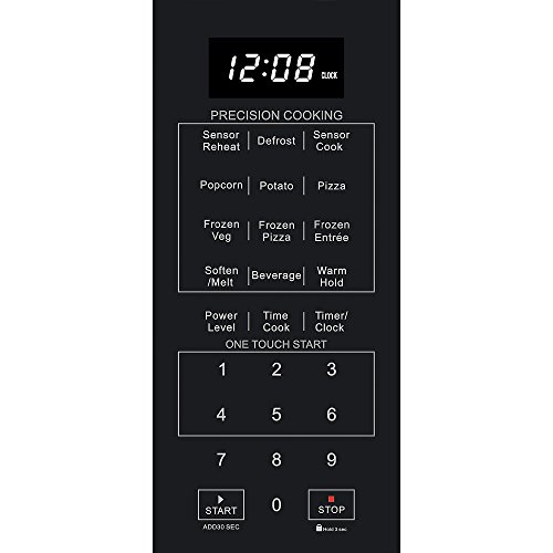 Kenmore-Elite-22-cu-ft-Counter-Top-Microwave-Oven-w-Inverter-Stainless-Steel-79393-0-2