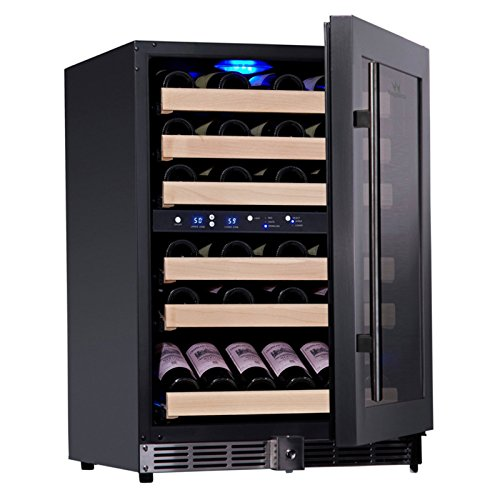 KingsBottle-46-Bottle-Dual-Zone-Wine-Refrigerator-with-Full-Glass-Door-0-0