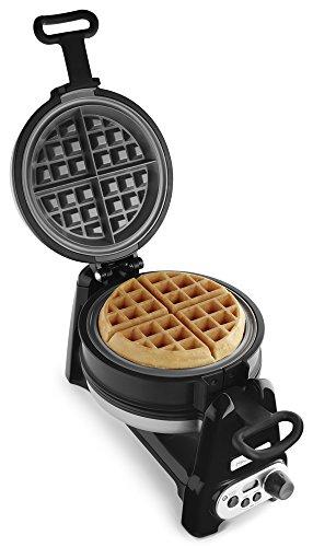 KitchenAid-KWB110OB-Waffle-Baker-with-CeramaShield-Nonstick-Coating-Onyx-Black-Discontinued-0-2