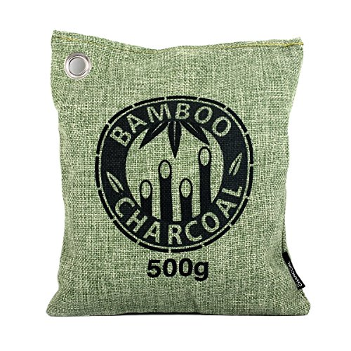 Kmise-Reusable-Bamboo-Charcoal-Bag-Odor-Deodorizer-Air-Purifying-Freshener-4-x-500g-All-Nature-Bamboo-for-Home-Cars-Closets-Bathrooms-and-Pet-Areas-0-0