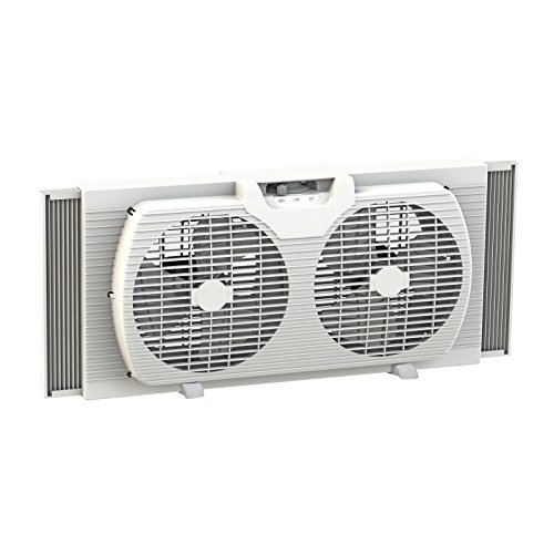 Knick-Knack-Supplies-Dual-Blade-9-Inch-Twin-Window-Fan-with-Cover-0-0