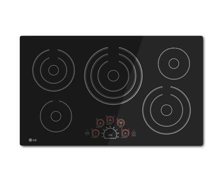 LG-LCE3610SB-36-Black-Electric-Smoothtop-Cooktop-0