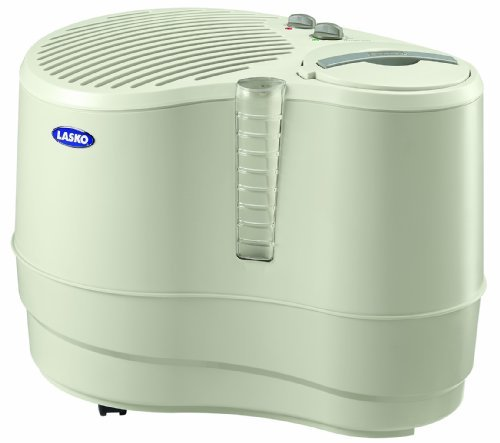 Lasko-1128-Evaporative-Recirculating-Humidifier-9-Gallon-0