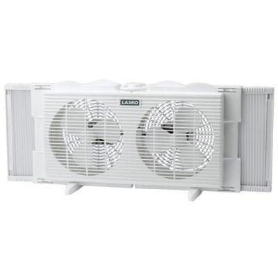 Lasko-Products-7-Twin-Window-Fan-2-Speed-0