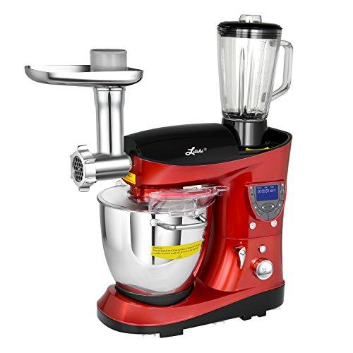 Litchi Cooking Stand Mixer 10 Speed Tilt Head Stand Mixers
