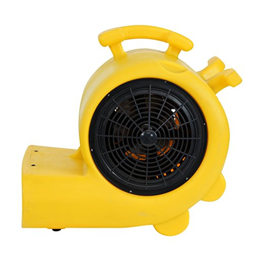 MOUNTO-3-Speed-34HP-3000CFM-Air-Mover-Floor-Carpet-Dryers-0-1