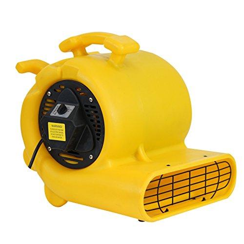 MOUNTO-3-Speed-34HP-3000CFM-Air-Mover-Floor-Carpet-Dryers-0