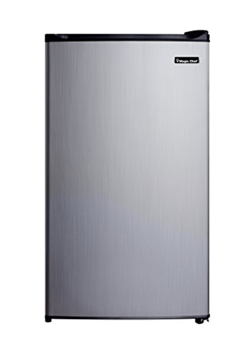 Magic-Chef-MCBR350S2-Refrigerator-35-cu-ft-Stainless-Look-0