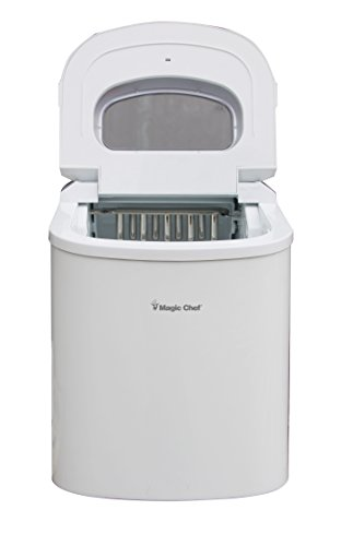 Magic-Chef-MCIM22W-27-lb-Ice-Maker-White-0-2