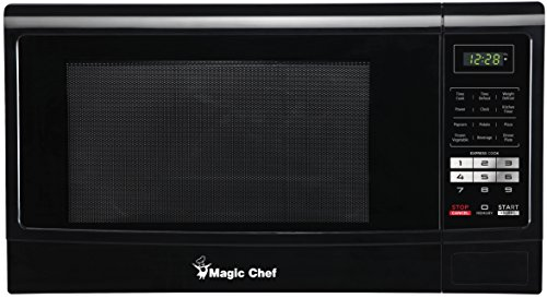 Magic Chef Mcm1611b 1100w Microwave Oven 1 6 Cu Ft