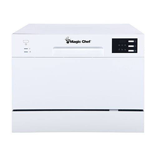 Magic-Chef-MCSCD6W5-6-Plate-Countertop-Dishwasher-White-0