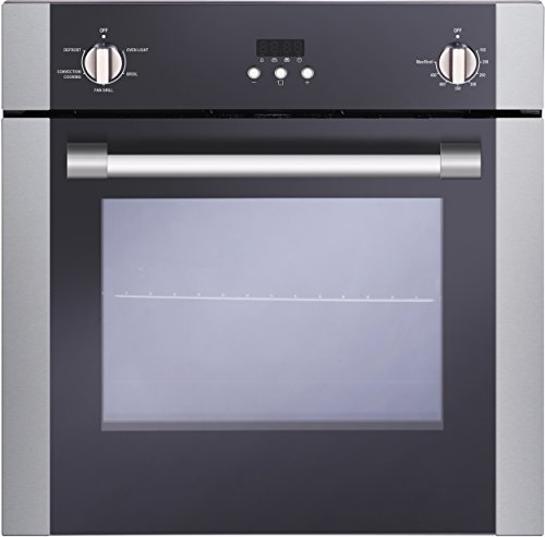 Magic-Chef-MCSWOE24S-24-22-cu-ft-Single-Wall-Oven-with-Convection-Stainless-Steel-0-0