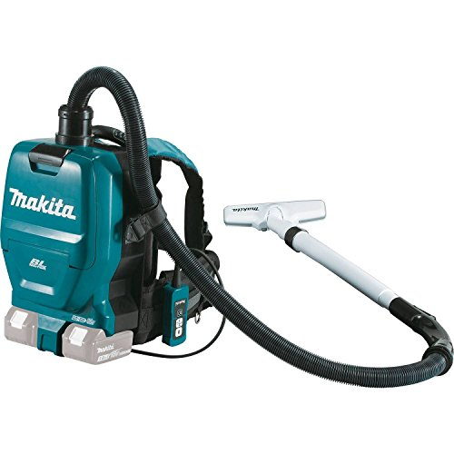 Makita-XCV05Z-18V-X2-LXT-Lithium-Ion-Brushless-Cordless-12-gallon-HEPA-Filter-Backpack-Vacuum-0-0
