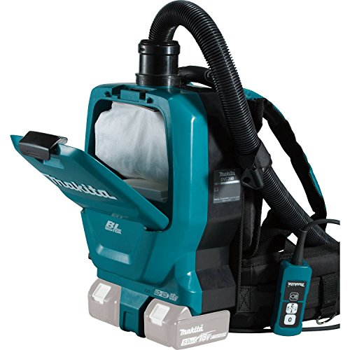 Makita-XCV05Z-18V-X2-LXT-Lithium-Ion-Brushless-Cordless-12-gallon-HEPA-Filter-Backpack-Vacuum-0-1