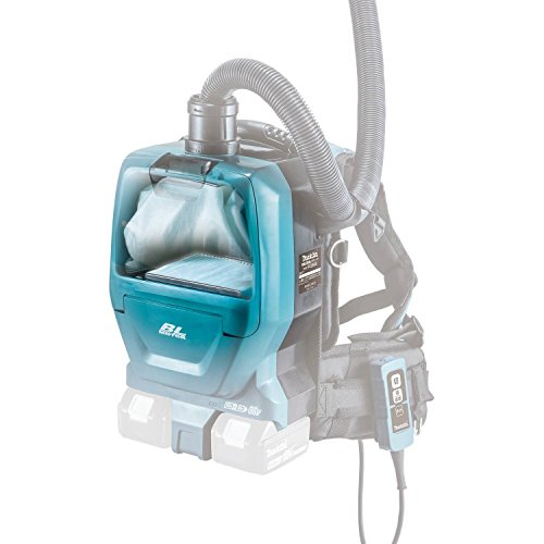 Makita-XCV05Z-18V-X2-LXT-Lithium-Ion-Brushless-Cordless-12-gallon-HEPA-Filter-Backpack-Vacuum-0-2