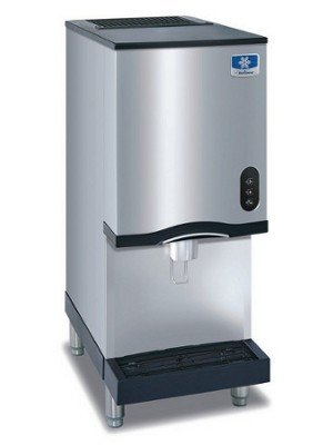 Manitowoc-RNS-12A-Countertop-Nugget-Ice-Maker-and-Water-Dispenser-Produces-Up-To-261-lbs-0