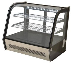 Marchia-MDC120-28-Refrigerated-Countertop-Display-Case-0-0