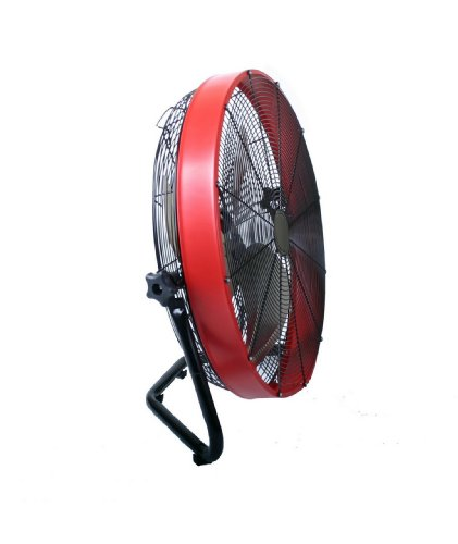 MaxxAir-HVFF-20S-REDUPS-Shroud-Floor-Fan-20-Inch-Red-0-0