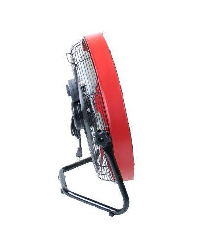 MaxxAir-HVFF-20S-REDUPS-Shroud-Floor-Fan-20-Inch-Red-0-1