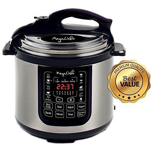 MegaChef-8-Quart-Digital-Pressure-Cooker-with-13-Pre-set-Multi-Function-Features-0