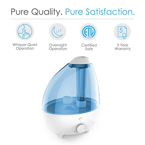 MistAire-XL-Ultrasonic-Cool-Mist-Humidifier-for-Large-Rooms–1-Gallon-Water-Tank-with-Variable-Mist-Control-Automatic-Shut-Off-and-Soft-Night-Light-Options-0-2