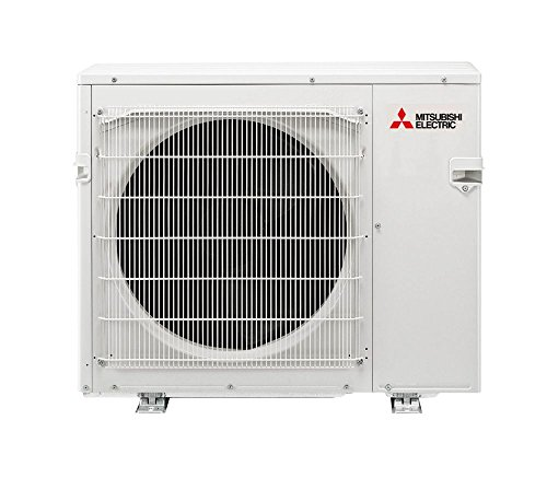 Mitsubishi-MXZ4C36NA-2WS-18-36000-BTU-MR-SLIM-Dual-Zone-Ductless-Mini-Split-Air-Conditioner-Heat-Pump-208-230V-18-18-0-0