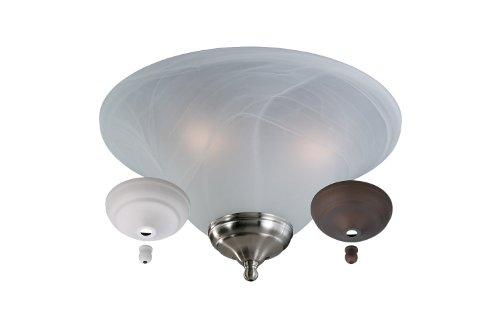 Monte-Carlo-MC04-L-3-Light-Fan-Light-Kit-White-Faux-Alabaster-Glass-0