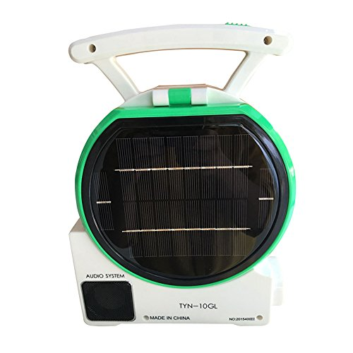 Multi-function-Solar-Fan-Electric-Outdoor-Fishing-Fan-with-RadioMP3Table-LampTorchCell-Phone-Charging-Function-for-Camping-Fishing-and-Entertainment-0-0