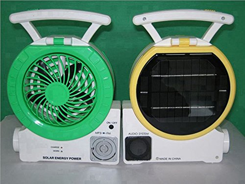 Multi-function-Solar-Fan-Electric-Outdoor-Fishing-Fan-with-RadioMP3Table-LampTorchCell-Phone-Charging-Function-for-Camping-Fishing-and-Entertainment-0-2