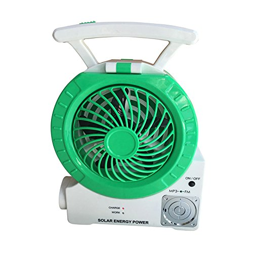 Multi-function-Solar-Fan-Electric-Outdoor-Fishing-Fan-with-RadioMP3Table-LampTorchCell-Phone-Charging-Function-for-Camping-Fishing-and-Entertainment-0